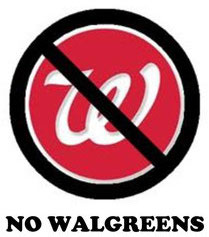 no walgreens
