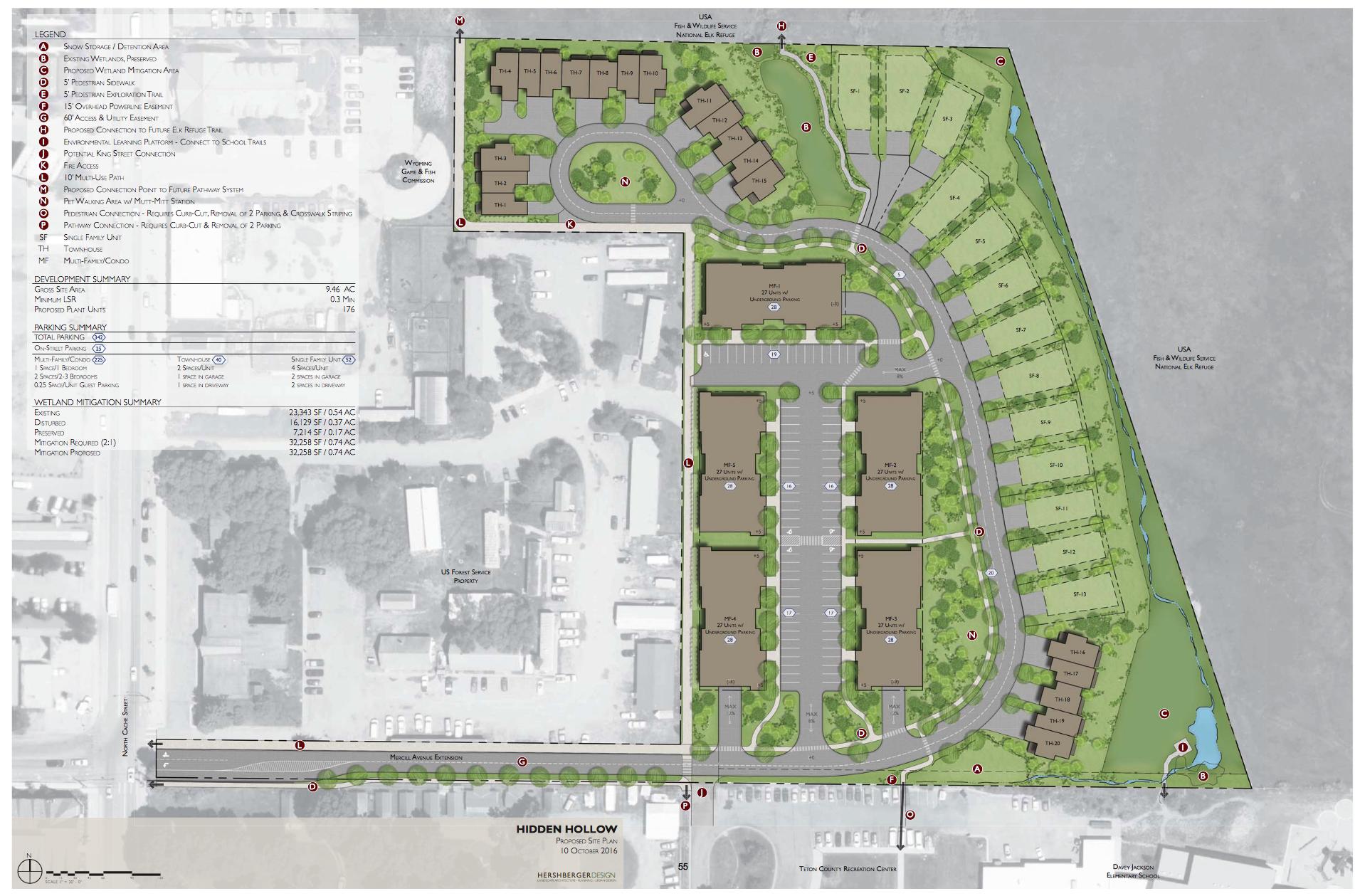 Hidden Cost: dense neighborhood headed for Jackson